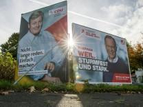Vor Landtagswahl in Niedersachsen