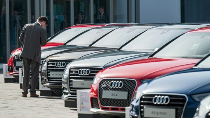 Audi says 2.1 million cars hit by VW emissions testing scandal