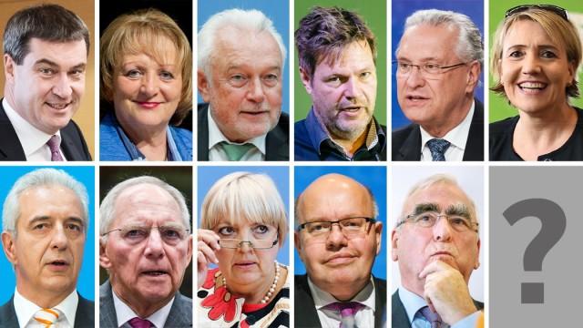 Bundestagswahl Schwarz-Gelb-Grün