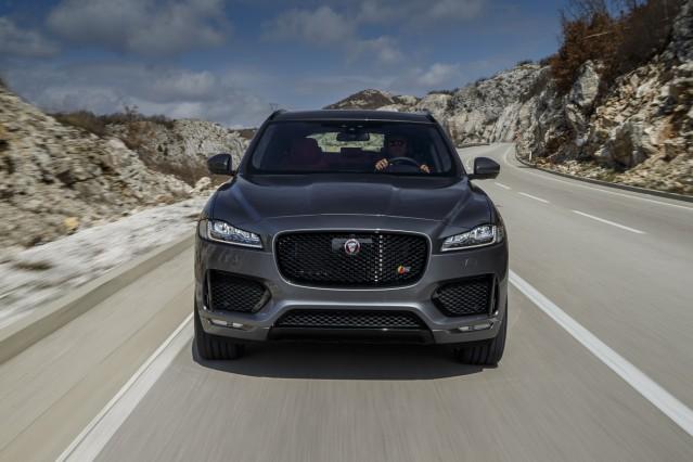 volvo xc60, alfa stelvio und jaguar f-pace im test - auto & mobil