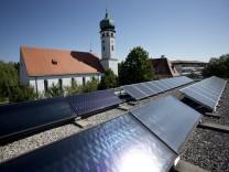 Eichenau: Serie ENERGIEWENDE / Katholische Pfarrei mit Ludger Grage + Michael Kneip