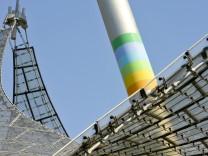 Olympiastadion in München, 2011