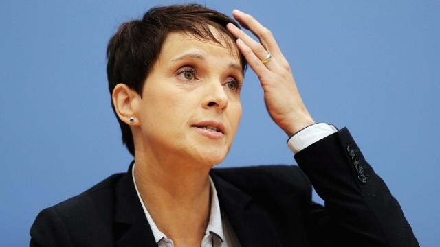 Frauke Petry Nach Austritt aus der AfD