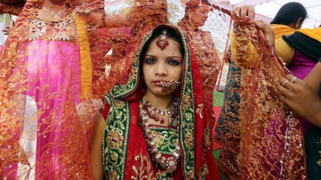 """´Save the Children"""": Immer mehr Mädchen als Kinder verheiratet"""