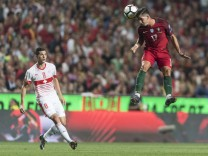 PORTUGAL SOCCER FIFA WORLD CUP 2018 QUALIFICATION PORTUGAL SWITZE