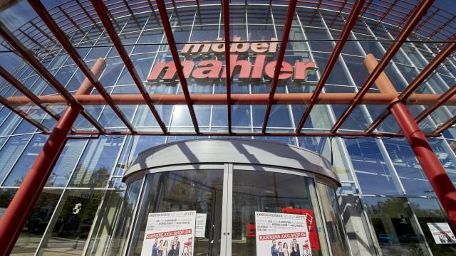 Xxxlutz Neueröffnung Im Alten Möbel Mahler Haus Auf Unbestimmte