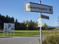 Bürgerbegehren Lainbachwald