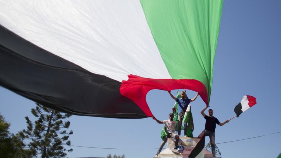 Versöhnungsabkommen Hamas und Fatah