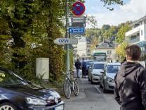Parkplätze Sauerlacher Straße