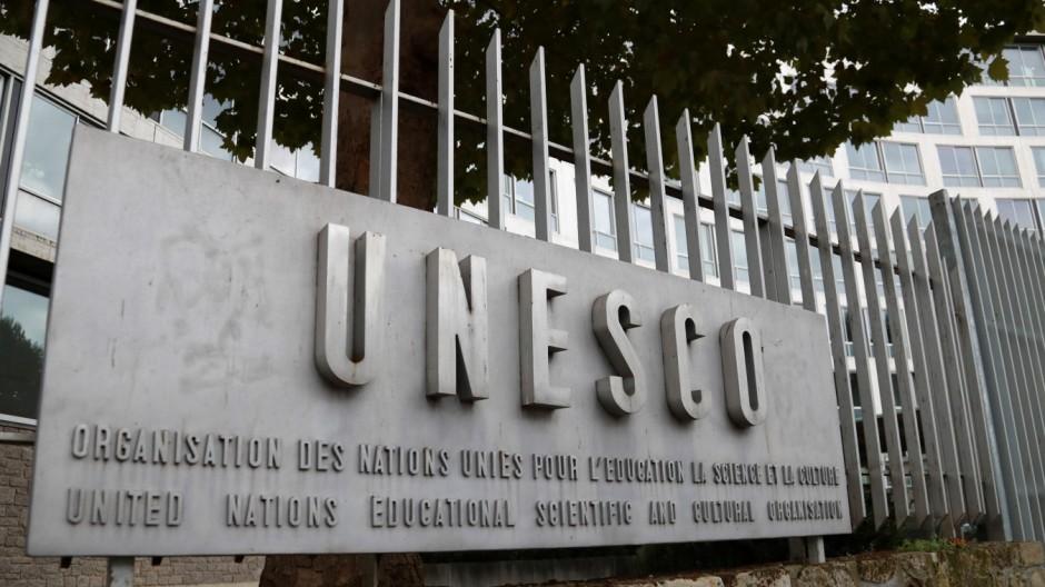 Unesco Unesco-Austritte