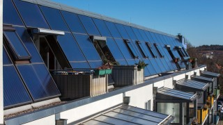 Solarthermie-Initiative in Thüringen; Solarthermie