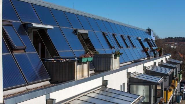 Solarthermie-Initiative in Thüringen; Solarthermie