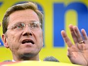 Westerwelle FDP Liberalen Schwarz-Gelb AFP