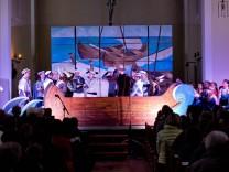Jona im Walfischbauch Kindermusical