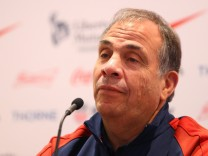 FILE: Bruce Arena Out As USMNT Head Coach