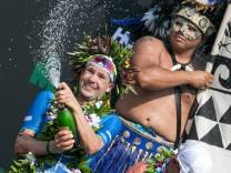 Patrick Lange gewinnt Ironman-Weltmeisterschaft auf Hawaii