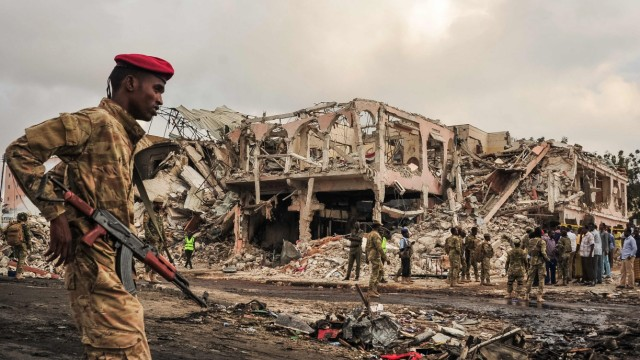 Politik Somalia Somalia