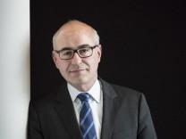 München: Professor Achim Wambach, PhD, President. Fotografiert im Süddeutsche Zeítung Verlag.