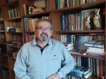 Mustafa Sener, türkischer Forscher mit Stipendium an der Uni  Bamberg