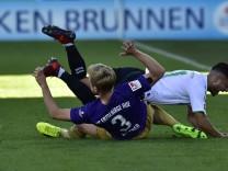 15 10 2017 Fussball Saison 2017 2018 2 Fussball Bundesliga 10 Spieltag SpVgg Greuther F