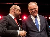 Endspurt im Wahlkampf zur Landtagswahl