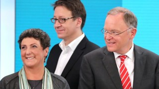 Lower Saxony state election in Hanover