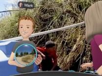 Zuckerberg Puerto Rico VR
