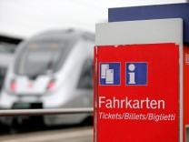 Deutsche Bahn Tickets Preiserhöhung Fahrplanwechsel ICE