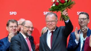 Nach der Landtagswahl in Niedersachsen - SPD