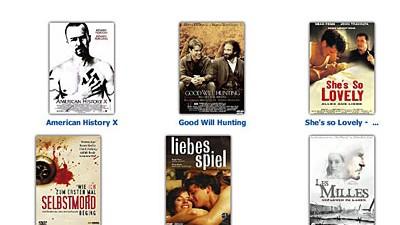Kinofilme im Netz