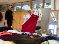 Kleider-Tausch-Börse