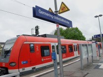 S-Bahn in Germering