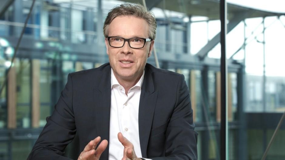 RTL RTL-Chef Frank Hoffmann