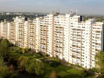 Hochhauskomplex Dortmund