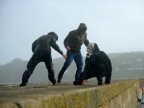 """Ex-Hurrikan ´Ophelia"""" vor Irland und Großbritannien"""