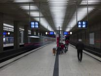 U-Bahn in München, 2013