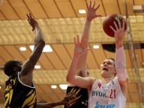 Deutschland Würzburg s Oliver Arena 15 10 2017 Basketball easyCredit BBL s Oliver Wuerzburg