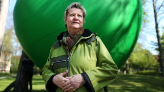 Landtagswahl NRW - Wahlkampf Sylvia Löhrmann
