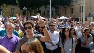 Journalismus Mord auf Malta
