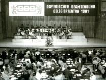 100 Jahre Bayerischer Beamtenbund