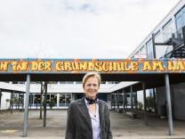 Taufkirchen, Grundschule Am Wald, neue Rektorin, Hildegard Höhn,