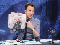 Comedy Central's 'The Opposition w/ Jordan Klepper' Premiere; Jordan Klepper