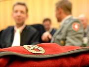 """Misshandlung von Rekruten vor BGH; """"Mitdenken bleibt Pflicht""""; ddp"""