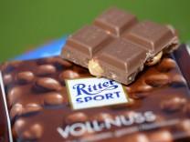 'Ritter Sport'-Schokolade