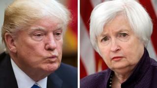 Wirtschafts- und Finanzpolitik Fed-Nachfolge