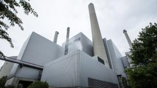 Entsorgung des Restmülls in München von der Abholung vor der Haustüre bis zur Verbrennung im Heizkraftwerk Unterföhring