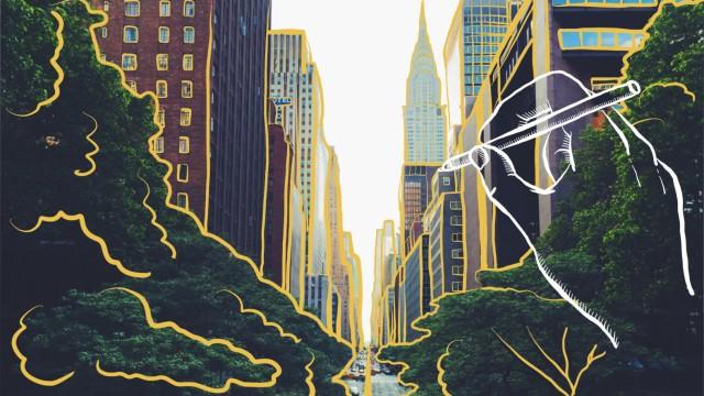 """Städtereise Städtereise-Serie """"Bild einer Stadt"""""""