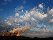 Braunkohlekraftwerk Neurath bei Grevenbroich, Foto: dpa