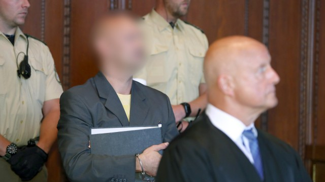 """Prozess gegen ´Reichsbürger"""" in Nürnberg"""