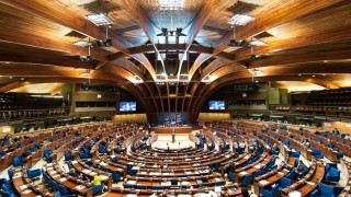 Council of Europe in Strasbourg